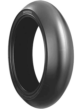 Bridgestone R02 - Rear