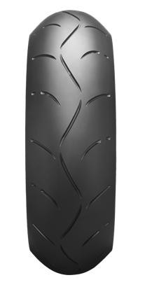Bridgestone Battlax BT-003RS - Rear