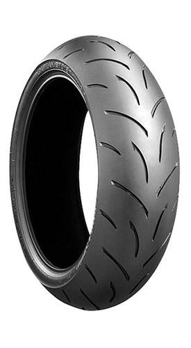 Bridgestone Battlax BT015 - Rear