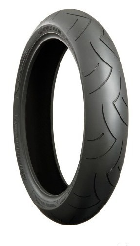 Bridgestone Battlax BT01 - Front
