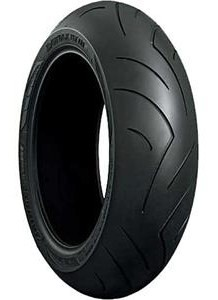 Bridgestone Battlax BT01 - Rear