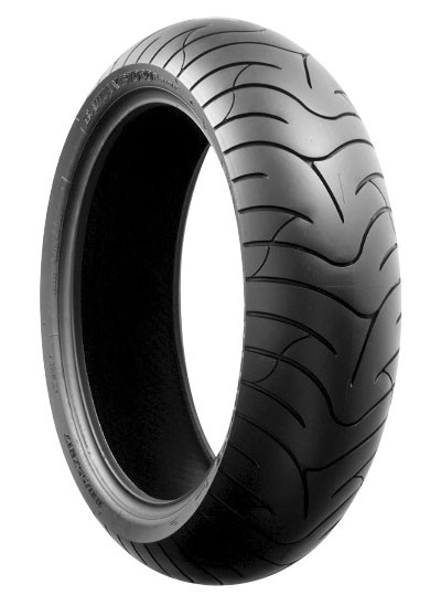 Bridgestone BT020 (WHITE WALL) - Rear