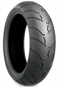 Bridgestone Battlax BT028 - Rear