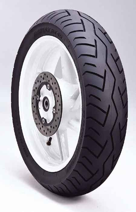 """Bridgestone Battlax BT45 """"V"""" Rated - Rear"""