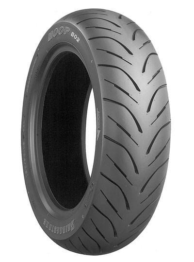 Bridgestone Hoop B02 - Rear
