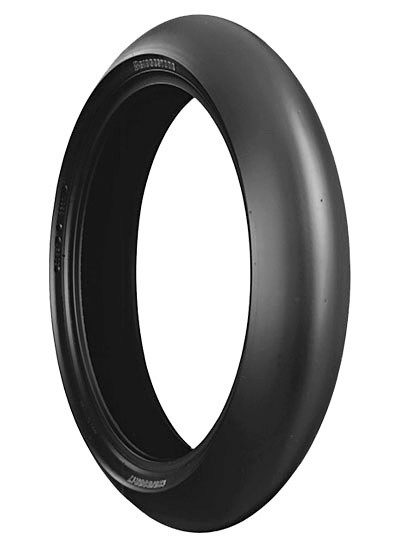Bridgestone R09 - Front