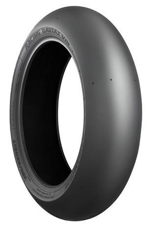 Bridgestone V02 (SOFT) - Rear
