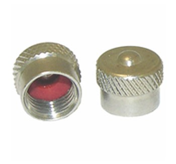 Metal Valve Caps (Pack of 100)