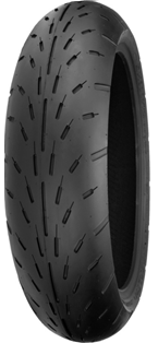 Shinko 003 Stealth - Rear