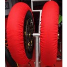 Nova Tyre Warmers - Rookie (Blue) - Adjustable Temperature